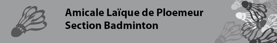 AL Ploemeur Badminton